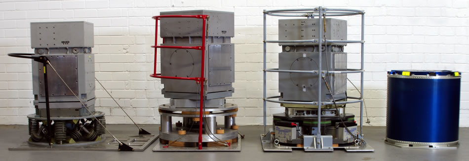 Evolution of the GT Gravimeter Shock Mount and Restraint System